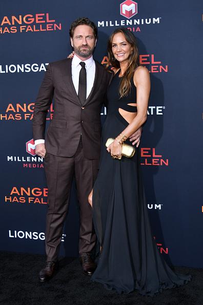 """Brown「LA Premiere Of Lionsgate's """"Angel Has Fallen"""" - Arrivals」:写真・画像(2)[壁紙.com]"""