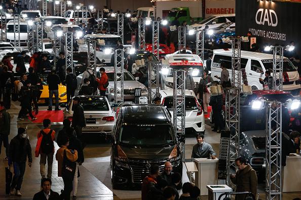 Tokyo Auto Salon「TOKYO AUTO SALON 2016」:写真・画像(5)[壁紙.com]