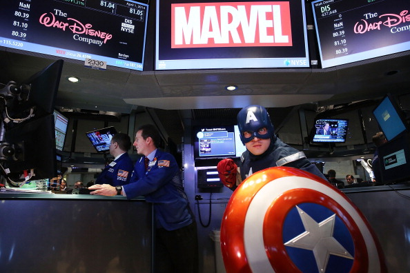 Captain America: The Winter Soldier「Dow Jones Industrial Average Opens Sharply Higher」:写真・画像(8)[壁紙.com]