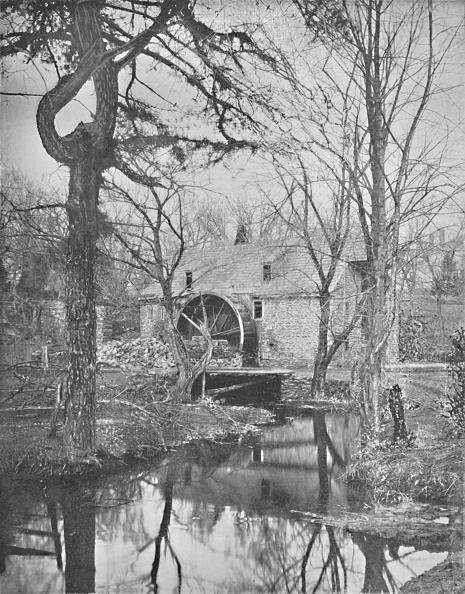 Light Effect「Roberts Mill In Pennsylvania, 1」:写真・画像(14)[壁紙.com]