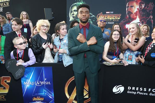 "Awe「Los Angeles Global Premiere for Marvel Studios' ""Avengers: Infinity War""」:写真・画像(13)[壁紙.com]"