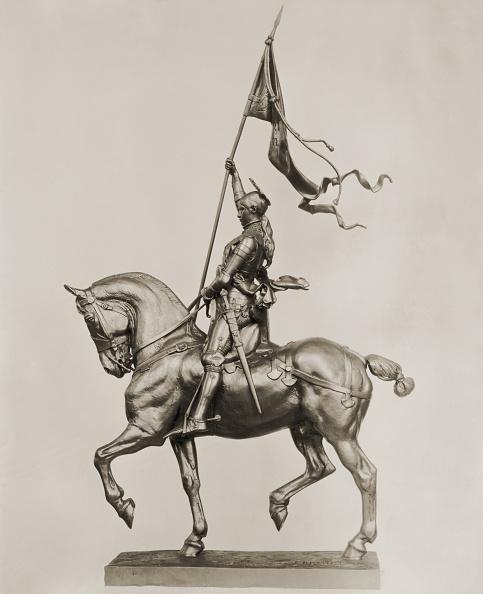 Horse「Fremiet's Joan」:写真・画像(6)[壁紙.com]