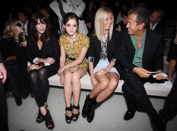 Ankle Strap Shoe「Burberry Front Row: Spring/Summer 2010 - London Fashion Week」:写真・画像(13)[壁紙.com]