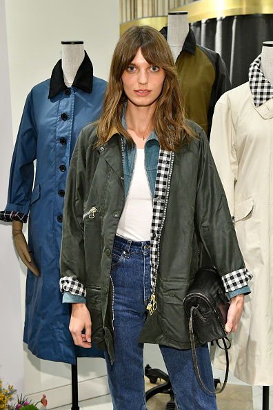 Jacket「Alexa Chung Celebrates Barbour By ALEXACHUNG Fall 2019 Collection At Nordstrom」:写真・画像(6)[壁紙.com]