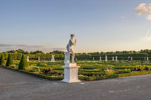 Sculpture「Germany, Lower Saxony, Hanover, Herrenhaeuser Gaerten」:スマホ壁紙(8)
