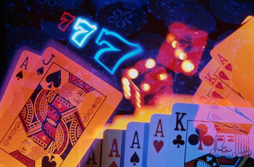 Enjoyment「Gambling Icons」:スマホ壁紙(4)