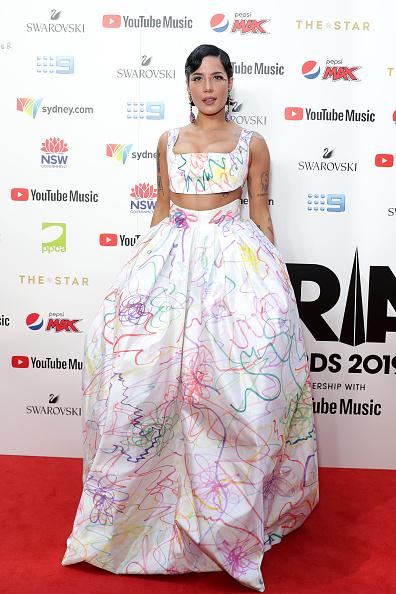 2019「33rd Annual ARIA Awards 2019 - Arrivals」:写真・画像(9)[壁紙.com]