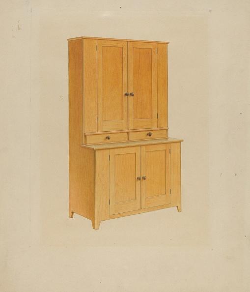 Furniture「Shaker Cupboard」:写真・画像(17)[壁紙.com]