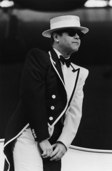 Dave Hogan「Elton John」:写真・画像(14)[壁紙.com]