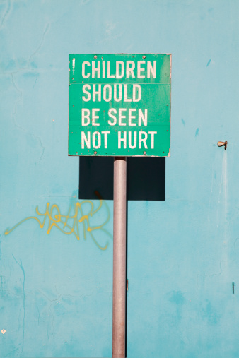 Malay Quarter「Child Safety Sign, Bo-Kaap, Cape Town, South Africa」:スマホ壁紙(4)