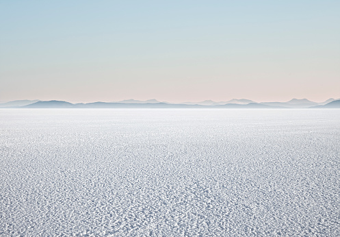 Simplicity「Empty Salt Flats」:スマホ壁紙(5)