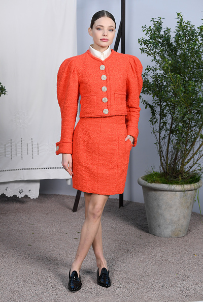 Chanel Jacket「Chanel - Photocall - Paris Fashion Week - Haute Couture Spring Summer 2020」:写真・画像(11)[壁紙.com]