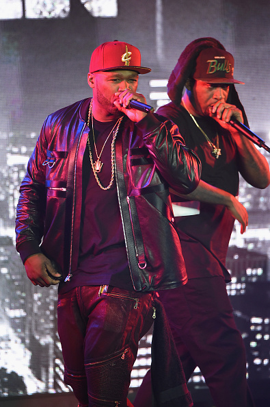 "Tony Yayo「""Power"" Season Two Premiere Event With Special Performance From 50 Cent, G-Unit And Other Guests」:写真・画像(6)[壁紙.com]"