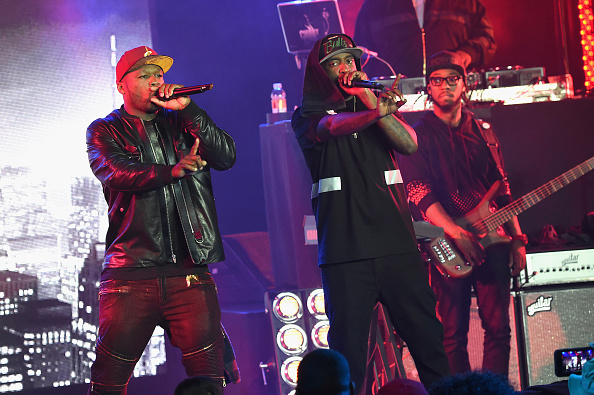 "Tony Yayo「""Power"" Season Two Premiere Event With Special Performance From 50 Cent, G-Unit And Other Guests」:写真・画像(12)[壁紙.com]"