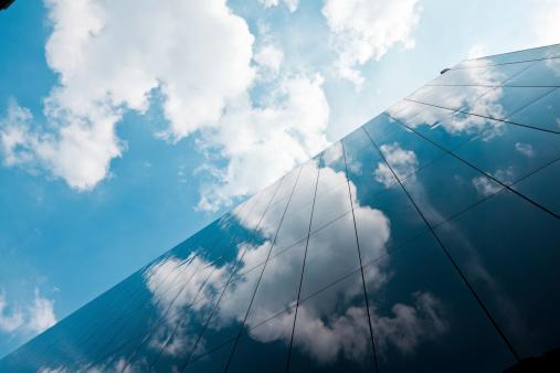 摩天楼「ロンドンの企業ビル」:スマホ壁紙(7)