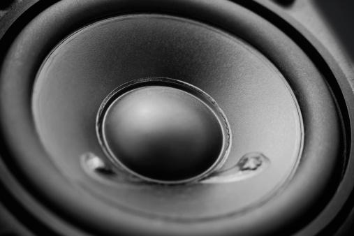 Rock Music「loadspeaker membrane」:スマホ壁紙(15)