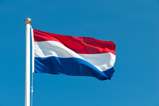 Pole「National flag of Holland」:スマホ壁紙(0)