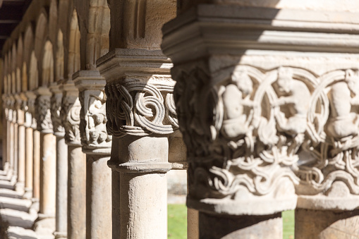 University Student「13th century Collegiate Church of Santillana and a benedictine abbey, Santillana del Mar, Spain, 2018」:スマホ壁紙(19)