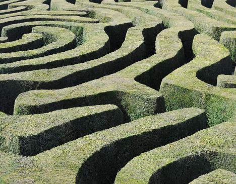Physical Pressure「Amazing Maze」:スマホ壁紙(10)