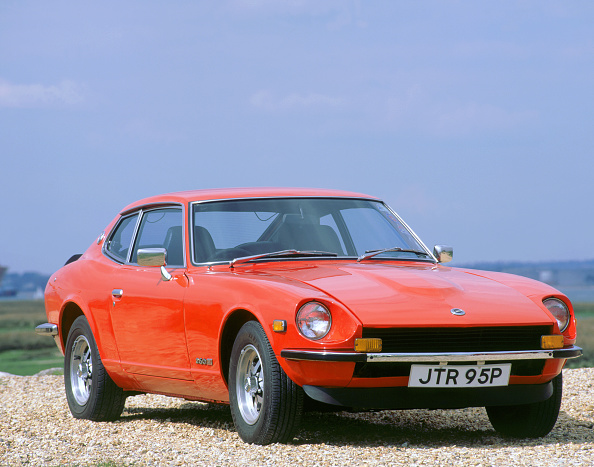Beaulieu National Motor Museum「1976 Datsun 260 Z」:写真・画像(10)[壁紙.com]