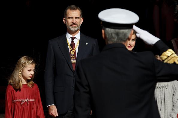 Pablo Blazquez Dominguez「Spanish Royals Attend the 12th Legislative Sessions Opening」:写真・画像(11)[壁紙.com]