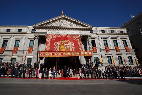 Pablo Blazquez Dominguez「Spanish Royals Attend the 12th Legislative Sessions Opening」:写真・画像(9)[壁紙.com]