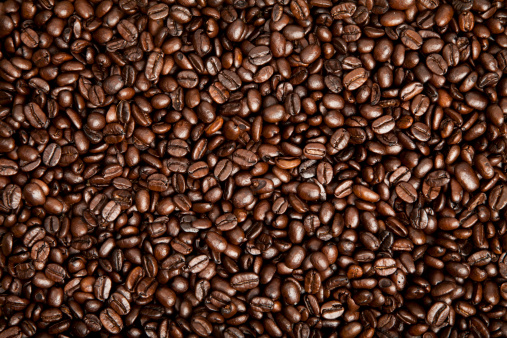 Close To「Coffee Beans Background」:スマホ壁紙(3)