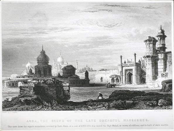 Superb view「War 1857 Indian Mutiny Camp (Ind) Agra」:写真・画像(14)[壁紙.com]