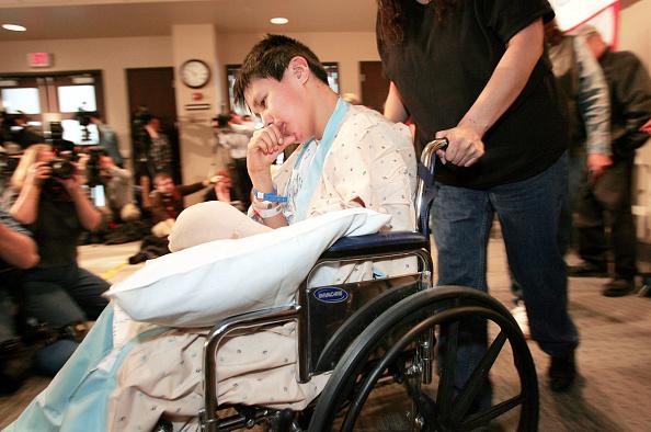 Scott Olson「Ten Dead In Minnesota School Shooting」:写真・画像(15)[壁紙.com]