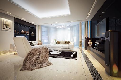 Art「Luxury Penthouse」:スマホ壁紙(15)