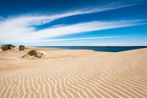 Mexico「Dunes in Baja California peninsula」:スマホ壁紙(8)