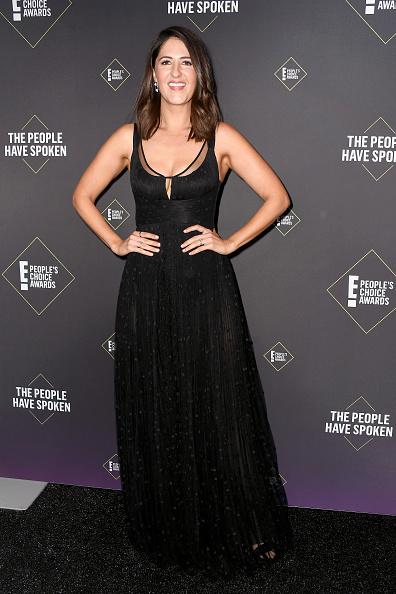 45th People's Choice Awards「2019 E! People's Choice Awards - Press Room」:写真・画像(4)[壁紙.com]
