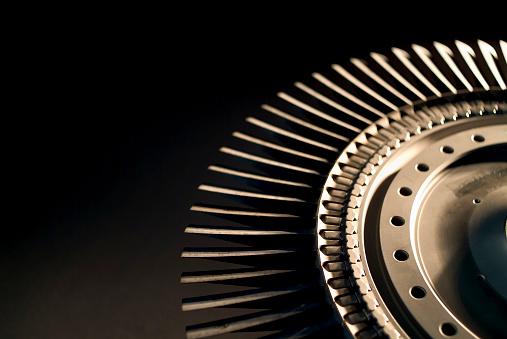 Jet Engine「Jet engine turbine wheel」:スマホ壁紙(12)