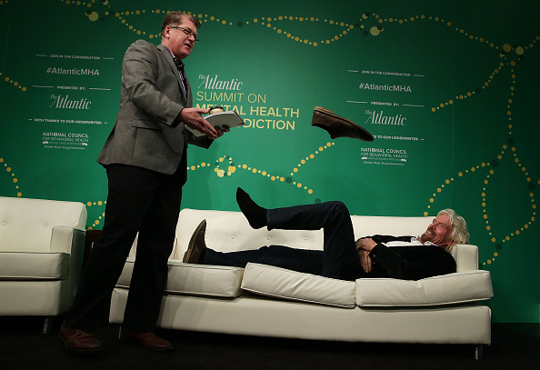 Sofa「Richard Branson And Agriculture Secretary Vilsack Speak At Atlantic Summit On Opioid Epidemic」:写真・画像(11)[壁紙.com]