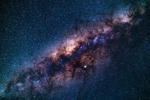 Galaxy「space - milky way」:スマホ壁紙(16)
