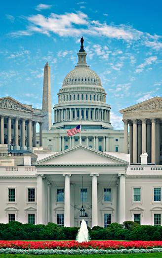 Supreme Court「Montage of Washington DC landmarks」:スマホ壁紙(19)