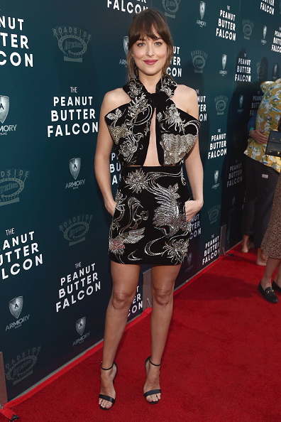 """Tied Bow「LA Special Screening Of Roadside Attractions' """"The Peanut Butter Falcon"""" - Red Carpet」:写真・画像(0)[壁紙.com]"""