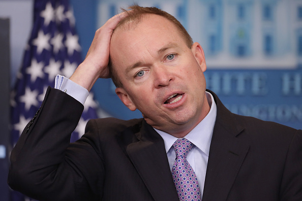 James Brady Press Briefing Room「Office Of Management And Budget Director Mick Mulvaney Holding Briefing On Budget At White House」:写真・画像(8)[壁紙.com]