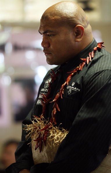 David Tua「Funeral Held For Slain Bystander Halatau Naiktiko」:写真・画像(3)[壁紙.com]