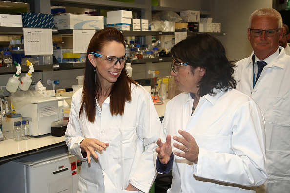 Visit「Prime Minister Ardern Gives Vaccine Strategy Update」:写真・画像(3)[壁紙.com]