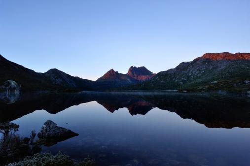 クレイドル山「クレイドル山のセントクレア湖国立公園」:スマホ壁紙(2)