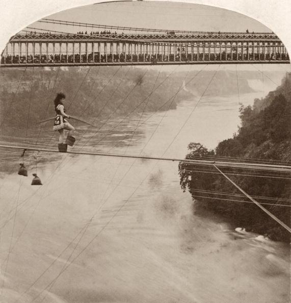 Suspension Bridge「Maria Spelterini」:写真・画像(2)[壁紙.com]
