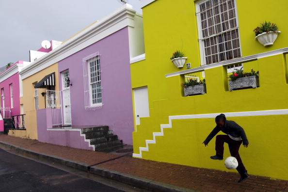 Malay Quarter「General Views Of Cape Town During The 2010 FIFA World Cup」:写真・画像(8)[壁紙.com]