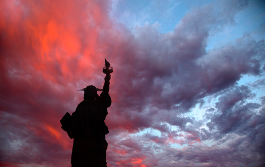 Liberty Island「Statue of Liberty.」:スマホ壁紙(11)