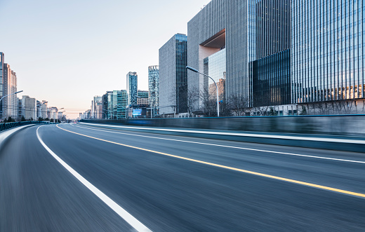 Downtown District「inner city road」:スマホ壁紙(6)