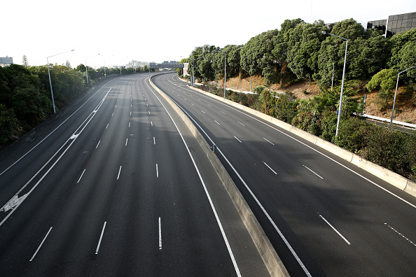 Highway「New Zealand In Lockdown As State Of National Emergency Comes Into Effect Amid Coronavirus Pandemic」:写真・画像(18)[壁紙.com]