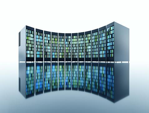 Data Center「Data center」:スマホ壁紙(6)