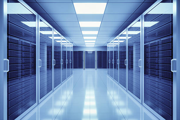 Data Center Interior:スマホ壁紙(壁紙.com)