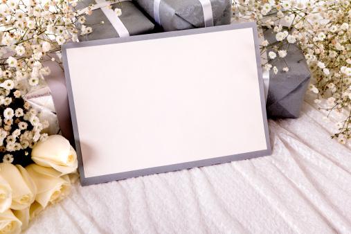 Wedding Invitation「Blank wedding invitation」:スマホ壁紙(0)