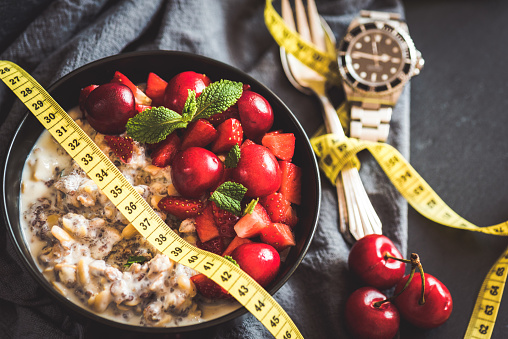 Mint Leaf - Culinary「Intermittent Fasting – Weight Loss」:スマホ壁紙(3)